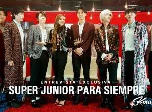 entrevista exclusiva Super Junior