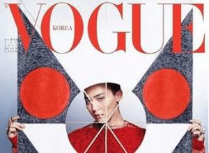 Kim Bo Sung vogue