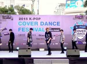 K-pop dance cover