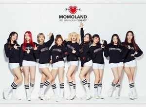 Momoland Great!