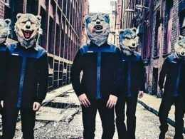 Canciones para rockear con Man With A Mission