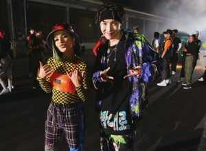 J-Hope y Becky G Chicken noodle soup