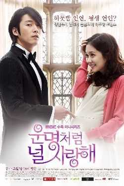 FATED TO LOVED YOU KOREA