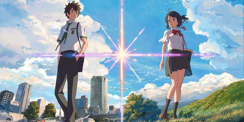 pelicula anime Your Name